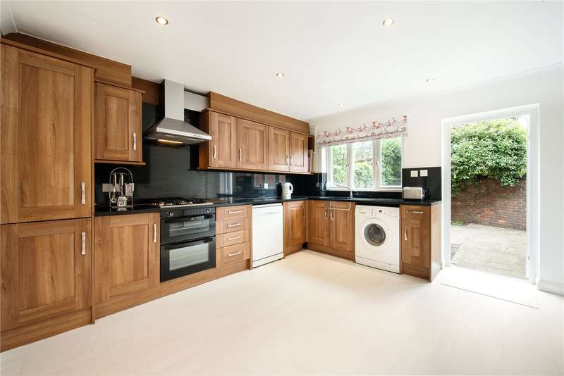 4 Bedrooms Terraced House for sale in Verity Close, Notting Hill, London, W11