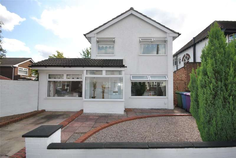3 Bedrooms Detached House for sale in Belfort Road, Gateacre, Liverpool, L25