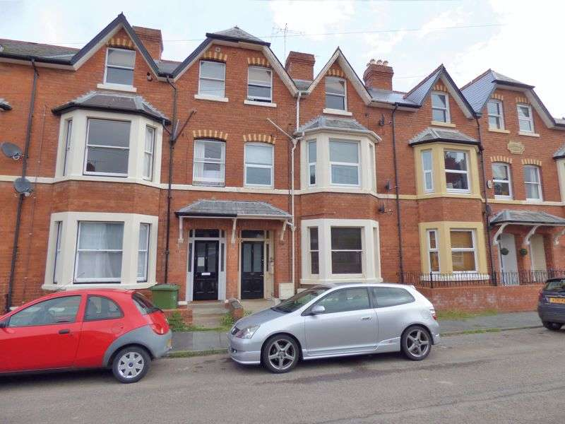 1 Bedroom Flat for sale in Gruneisen Street, Hereford