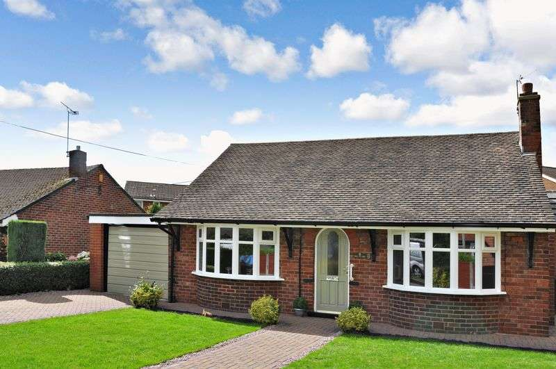 2 Bedrooms Detached Bungalow for sale in The Common, Adlington