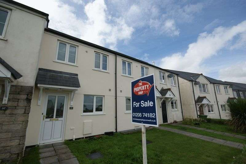 2 Bedrooms Terraced House for sale in St Michaels Way, Roche