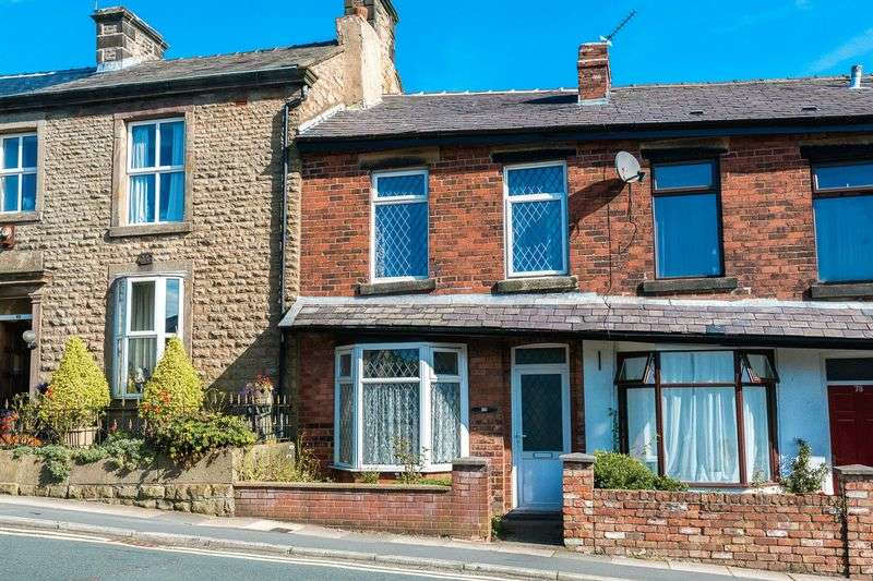 3 Bedrooms Terraced House for sale in School Lane, Brinscall