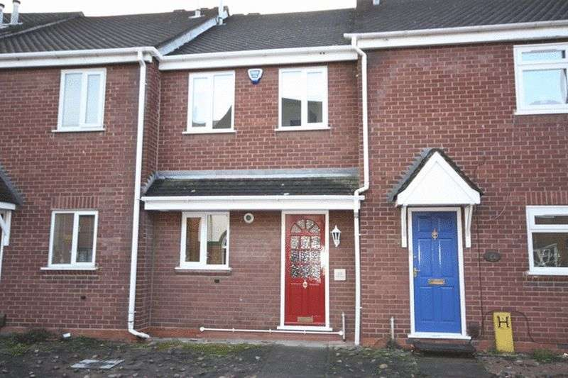 2 Bedrooms Terraced House for sale in Wade Street, Lichfield