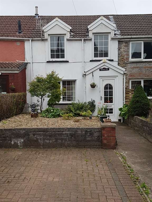 3 Bedrooms Terraced House for sale in Talbot Terrace, MAESTEG