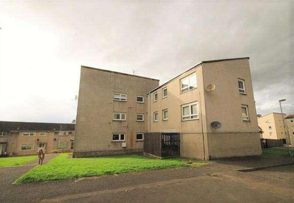 2 Bedrooms Flat for sale in Arran Road, Motherwell