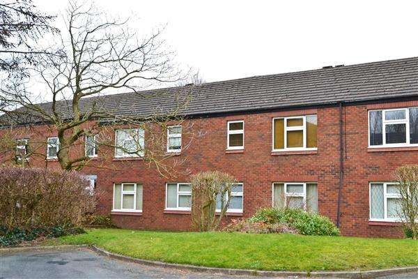 2 Bedrooms Apartment Flat for sale in Richmond Street, Wigan
