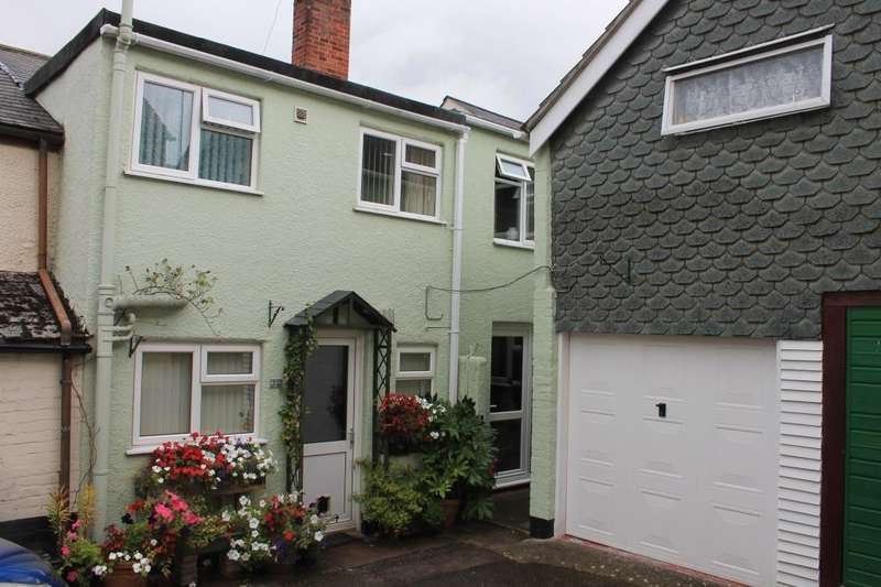 2 Bedrooms Terraced House for sale in Ottery St Mary, Devon