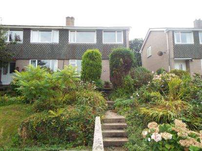 3 Bedrooms Semi Detached House for sale in Wembury, Devon