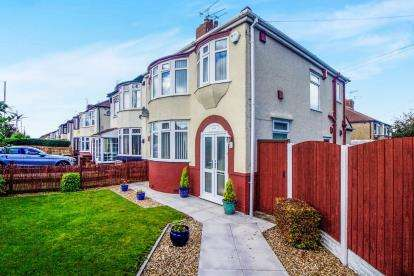 3 Bedrooms Semi Detached House for sale in Church Road, Litherland, Liverpool, Merseyside, L21