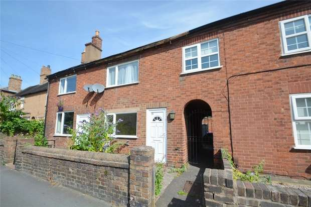 2 Bedrooms Terraced House for sale in 22 Park Street, Madeley, Telford, Shropshire