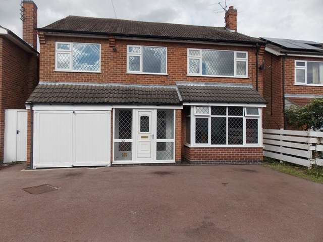 5 Bedrooms Detached House for sale in Rivergreen Crescent, Bramcote