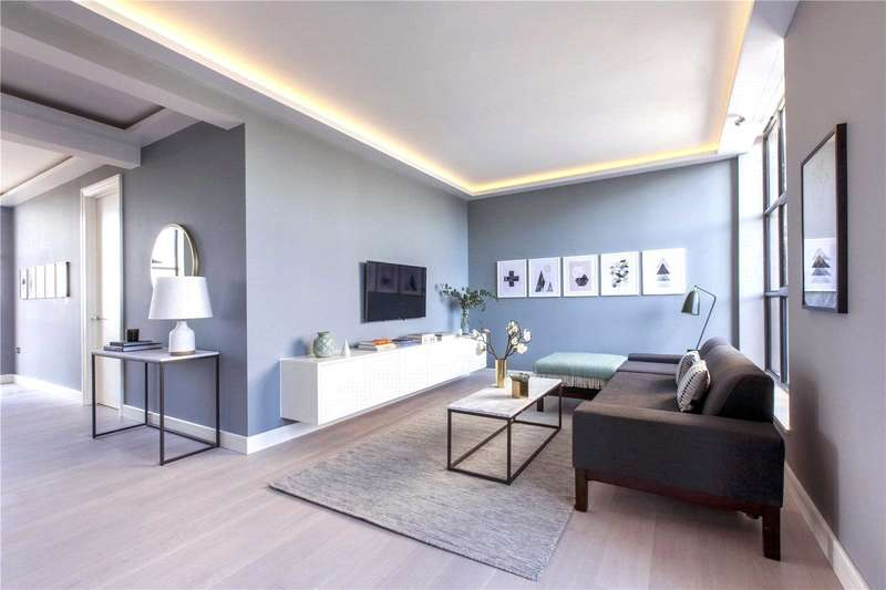 2 Bedrooms Flat for sale in Long Island Lofts, London, W3
