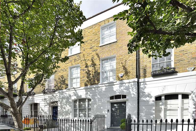 3 Bedrooms Terraced House for sale in Devonia Road, London, N1