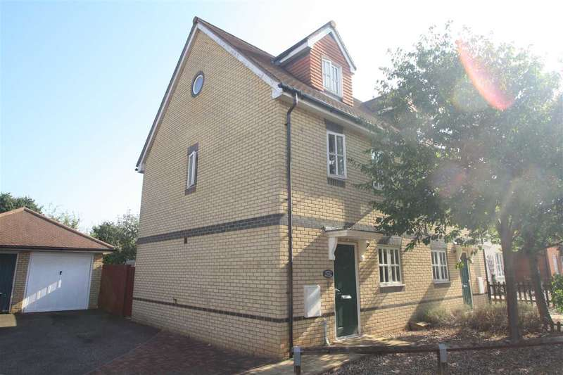 3 Bedrooms Town House for sale in Wyvern Road, Ipswich