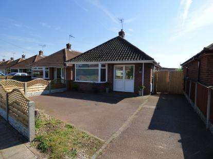 3 Bedrooms Bungalow for sale in Searby Road, Sutton-In-Ashfield, Nottingham, Nottinghamshire
