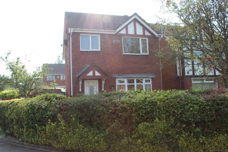 3 Bedrooms Detached House for sale in Roe Lane, Oldham
