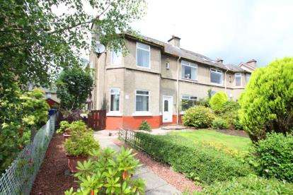 2 Bedrooms Flat for sale in Sandy Road, Renfrew, Renfrewshire