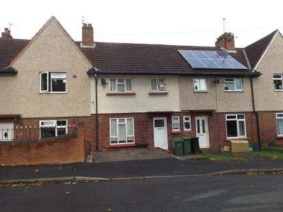 3 Bedrooms Terraced House for sale in Hawthorne Road, Dudley, West Midlands
