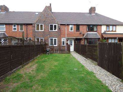 3 Bedrooms Terraced House for sale in Ransome Road, Gun Hill, Coventry, Warwickshire