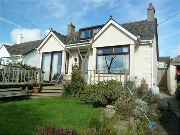 4 Bedrooms Detached Bungalow for sale in Parka Road, St Columb Road, St Columb, Cornwall