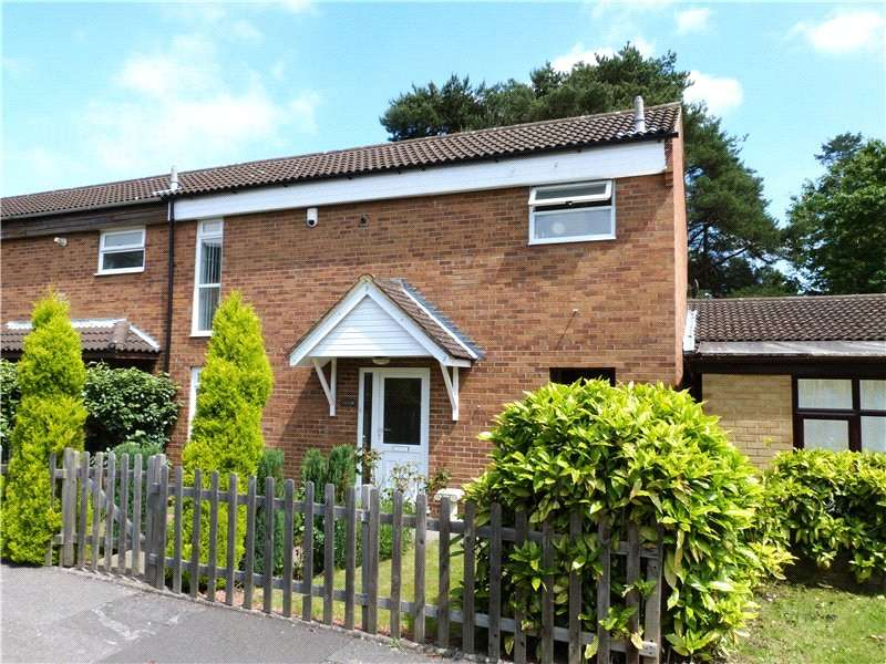 3 Bedrooms End Of Terrace House for sale in Fencote, Bracknell, Berkshire, RG12