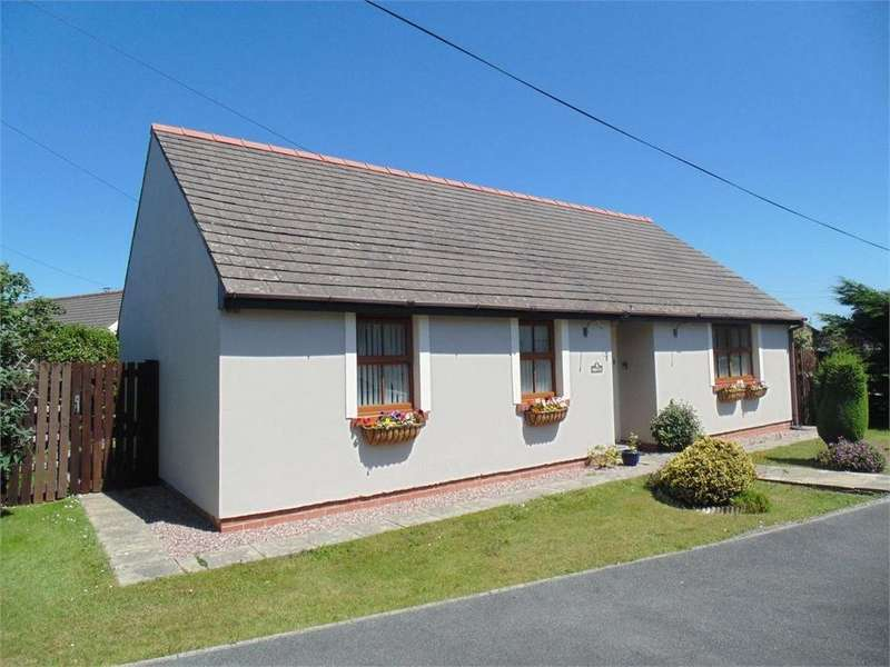 3 Bedrooms Detached Bungalow for sale in Homelea, Lamborough Crescent, Clarbeston Road, Pembrokeshire