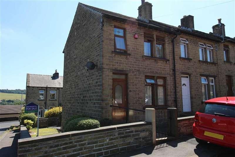 2 Bedrooms Property for sale in Heathfield Road, Golcar, Huddersfield