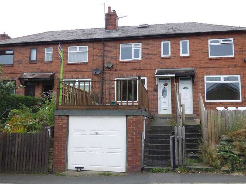 2 Bedrooms Property for sale in Sunnybank Street, Sowerby Bridge, West Yorkshire, HX6