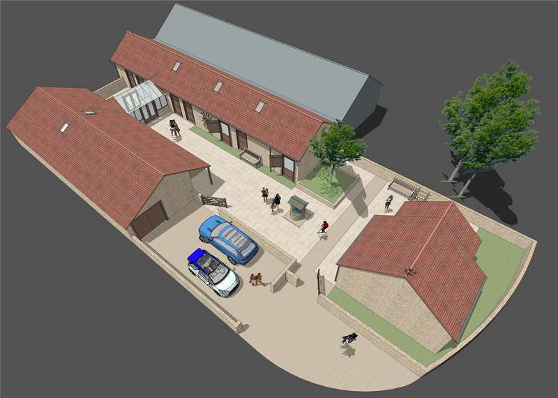 3 Bedrooms Plot Commercial for sale in Ashurst Lane, Plumpton