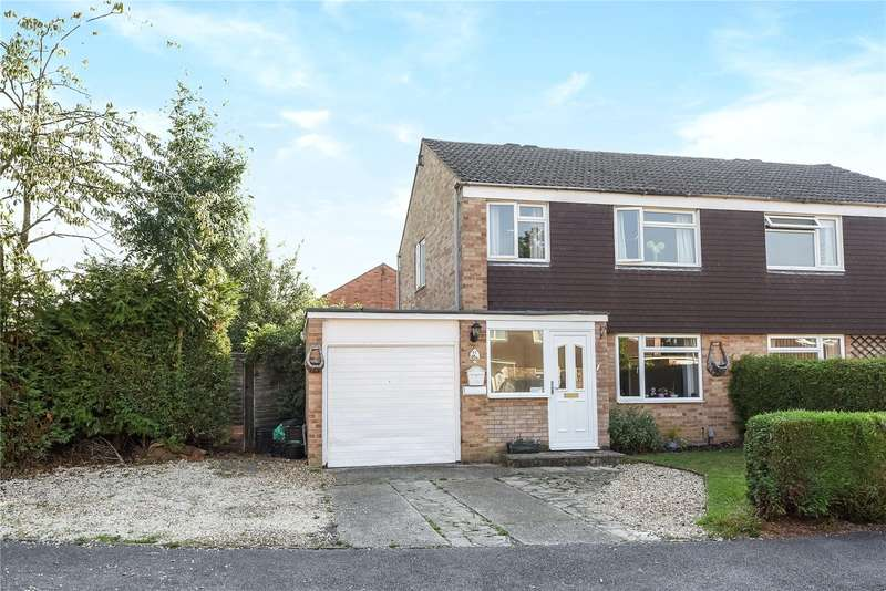 3 Bedrooms Semi Detached House for sale in Whaley Road, Wokingham, Berkshire, RG40