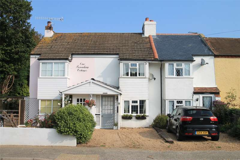 2 Bedrooms Terraced House for sale in Boundary Cottages, Worthing Road, West Sussex, BN16