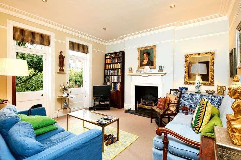 3 Bedrooms Flat for sale in Elgin Avenue, London
