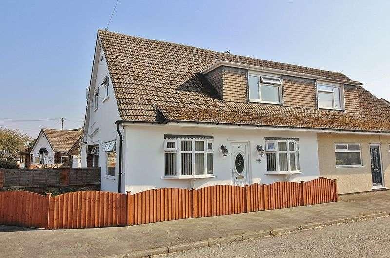 3 Bedrooms Semi Detached Bungalow for sale in School Lane, Haskayne