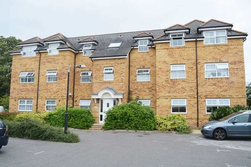 2 Bedrooms Flat for sale in Rutland Avenue, Slough