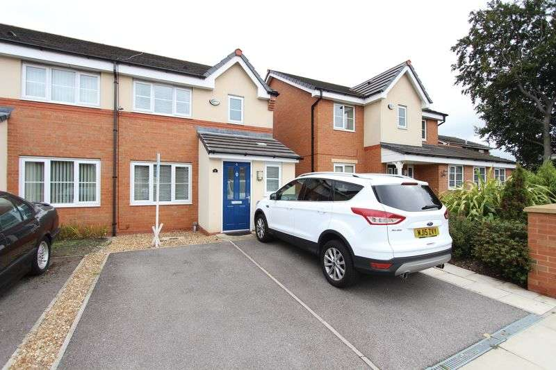 3 Bedrooms Semi Detached House for sale in Orrell Road, Liverpool
