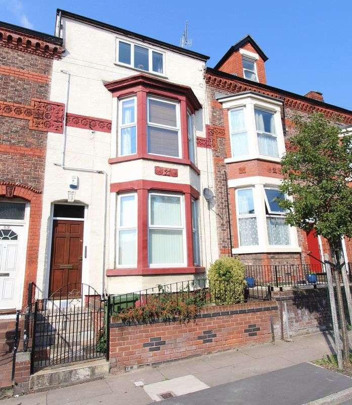 3 Bedrooms Terraced House for sale in Wadham Road, Liverpool