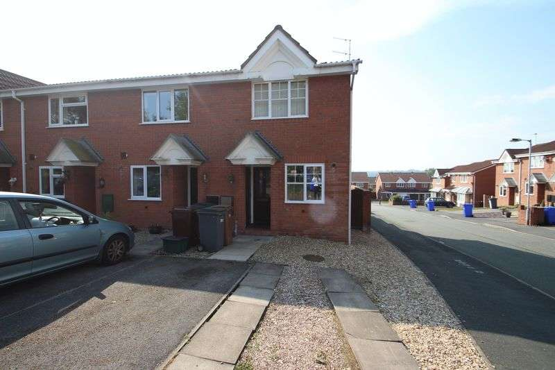 2 Bedrooms Semi Detached House for sale in Chatterley Street, Burslem, Stoke-On-Trent