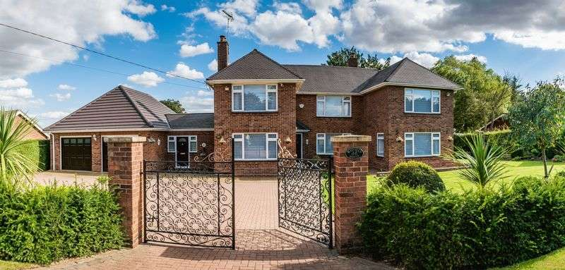 4 Bedrooms Detached House for sale in Mayfield House, Gedney Dyke