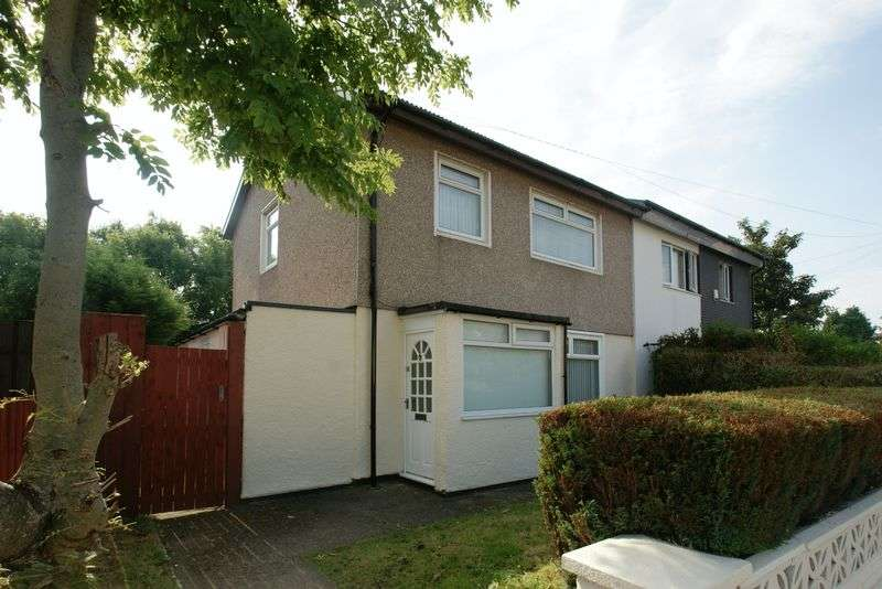 3 Bedrooms Semi Detached House for sale in Harrington Road, Litherland