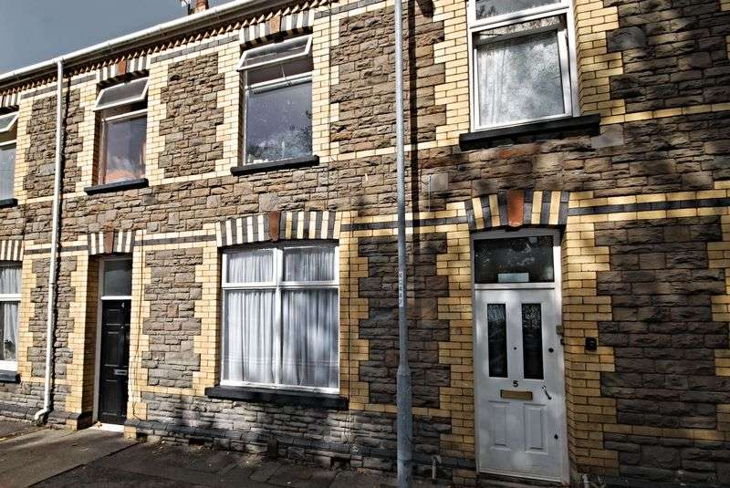 6 Bedrooms Terraced House for sale in Pugsley Street, Newport, West Side