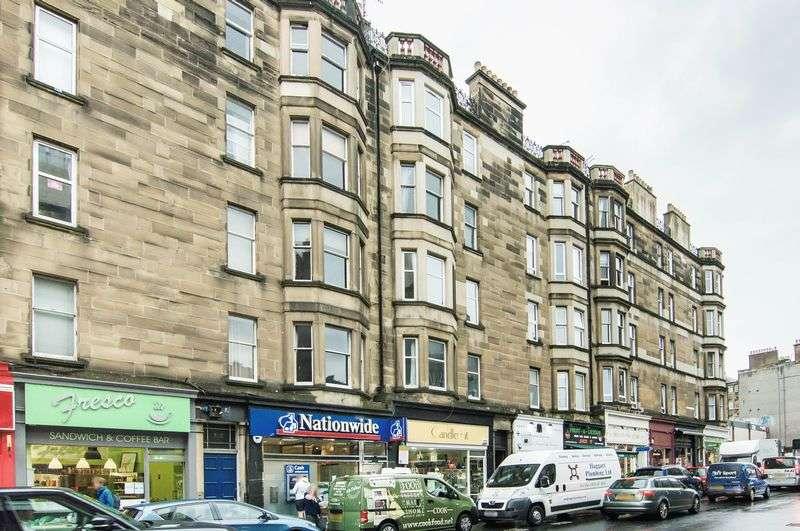 3 Bedrooms Flat for sale in 2F2 316 Morningside Road, Morningside, Edinburgh, EH10 4QH