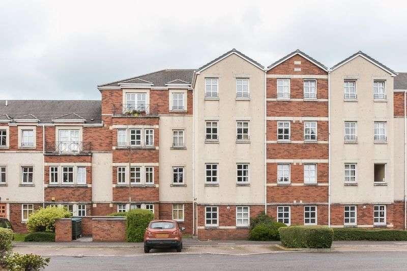 2 Bedrooms Flat for sale in 6/8 Carrick Knowe Avenue, Carrick Knowe, Edinburgh, EH12 7BX