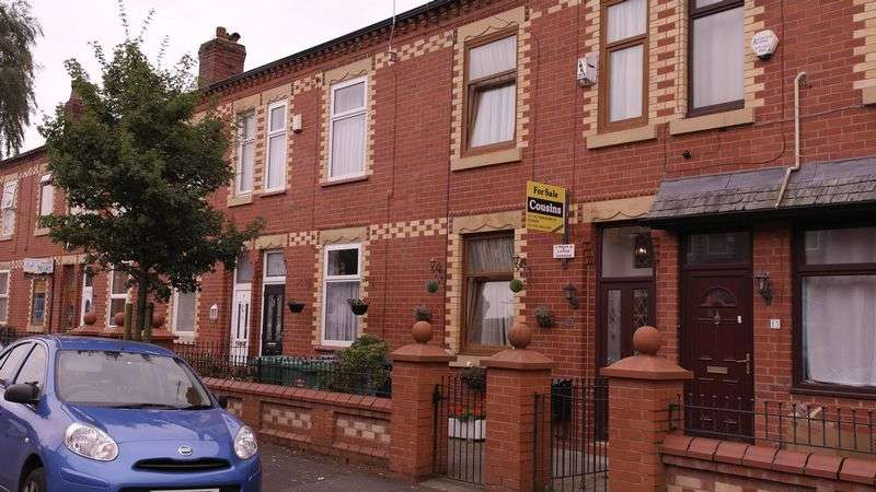 3 Bedrooms Terraced House for sale in Cecil Road, Manchester