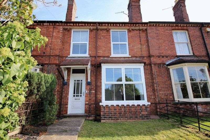 3 Bedrooms Terraced House for sale in Linden Road, Horncastle