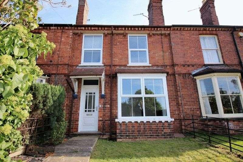 3 Bedrooms Terraced House for sale in Linden Road, Horncastle