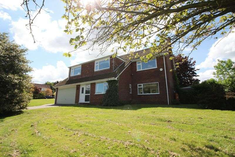 4 Bedrooms Detached House for sale in Chequers Close, Ranby