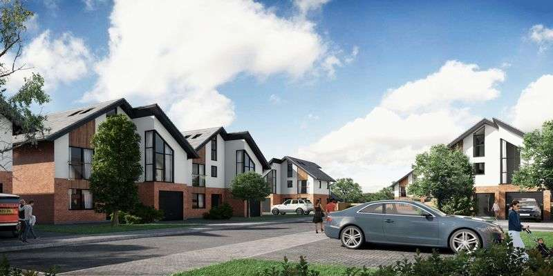 5 Bedrooms Detached House for sale in Plot 8 Holland Street, Littleborough