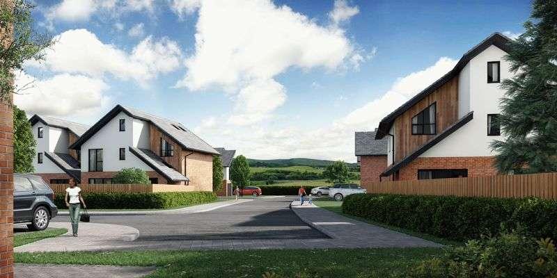 4 Bedrooms Detached House for sale in Plot 9 Holland Street, Littleborough