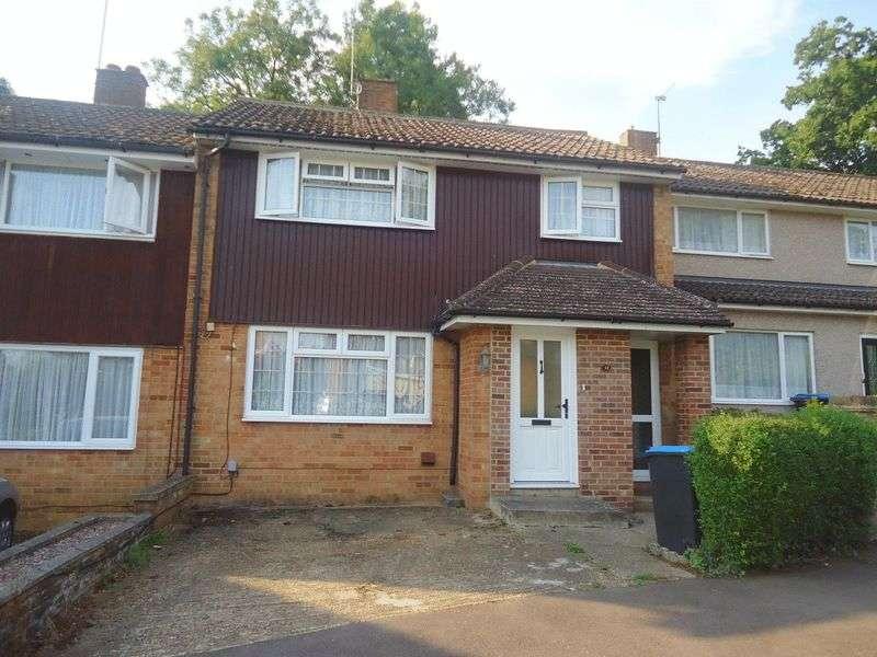 3 Bedrooms Terraced House for sale in Pudding Lane, GADEBRIDGE, Hemel Hempstead
