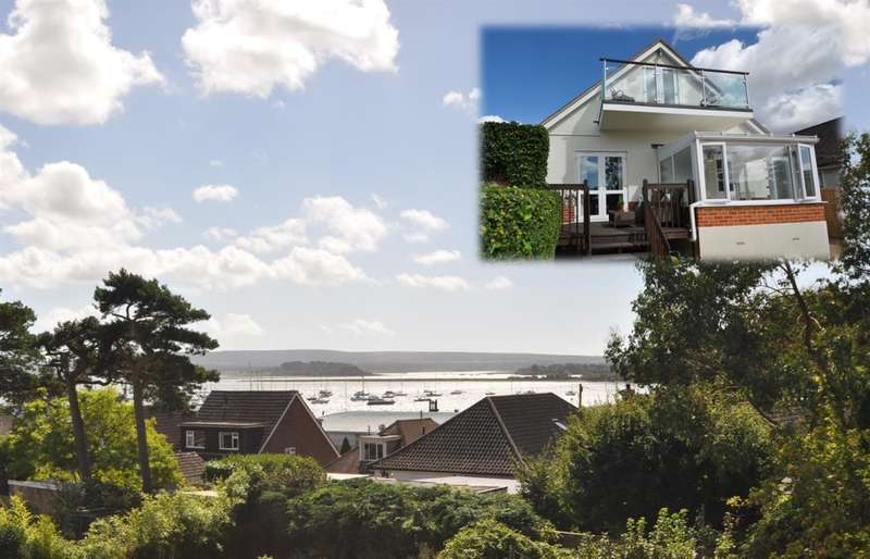 4 Bedrooms Detached House for sale in Hamworthy Peninsular - Poole Harbour Views